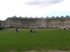 Césped ante el Royal Crescent
