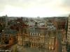 Vista de Leeds desde el hotel