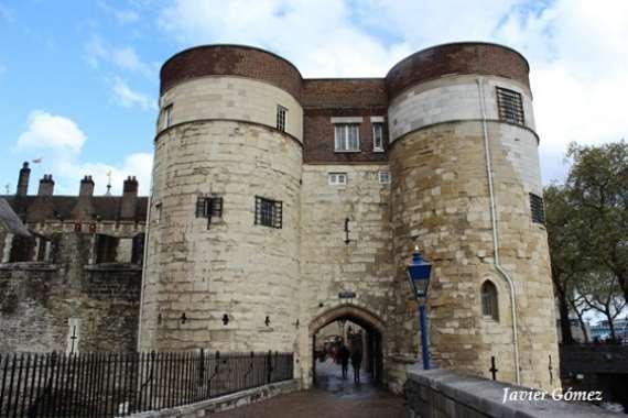 Entrada de Torre de Londres