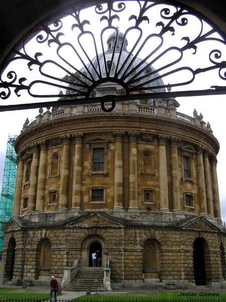 Biblioteca Bobdeliana en Oxford