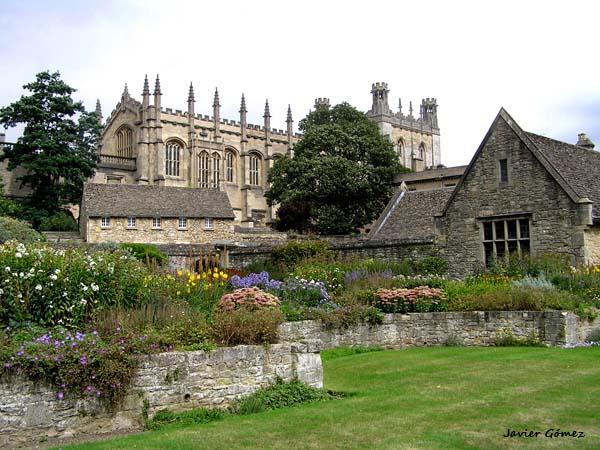 Jardines de la Christ Church