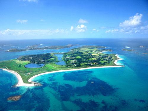 Islas de Scilly, las Canarias de los británicos
