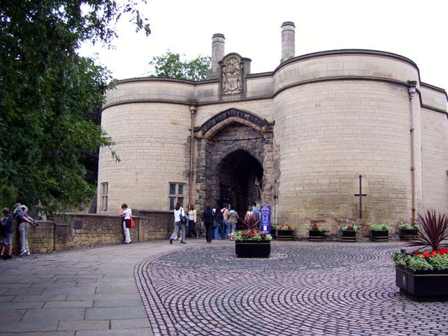 Castillo de Nottingham