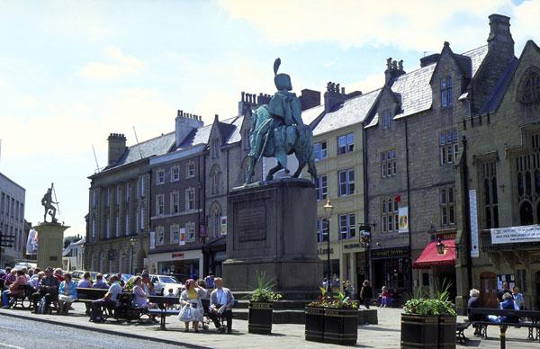 Durham, Market Square