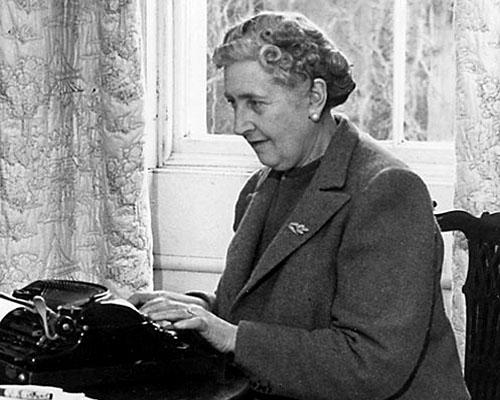 Iconos culturales británicos, Agatha Christie