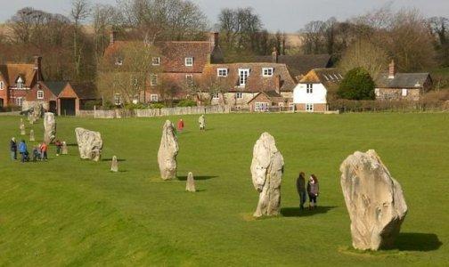 Avebury, el mayor circulo de piedra