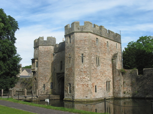 Wells, una delicada joya en Somerset