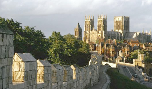 Video turístico de York