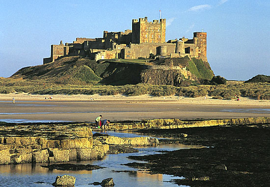 El Castillo de Bamburgh