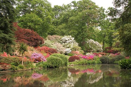 Los Jardines de Exbury, el color del romanticismo