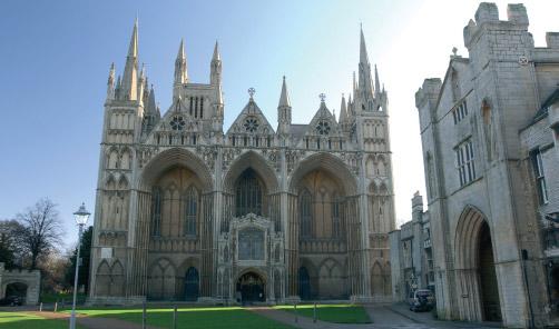 Catedral de Peterborough