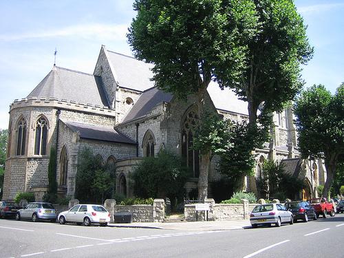 Iglesia de San Esteban en Londres