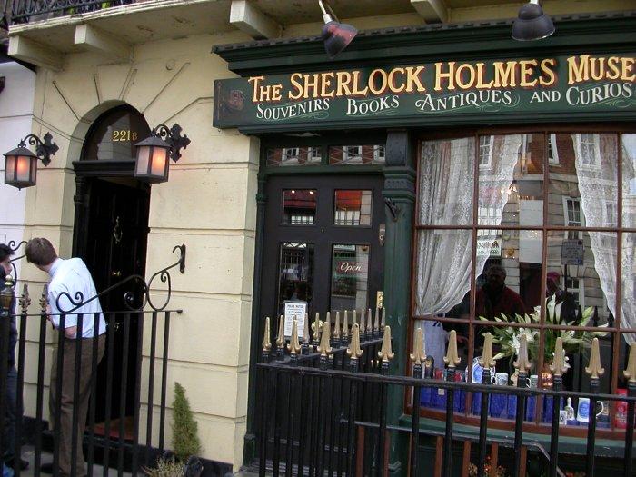 221b de Baker Street