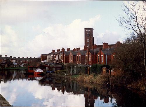 Wigan, la antigua ciudad del carbón