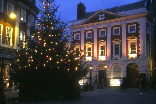 La Navidad en York
