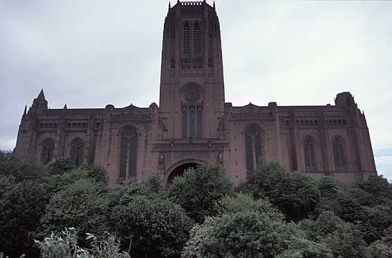 Catedral de Liverpool