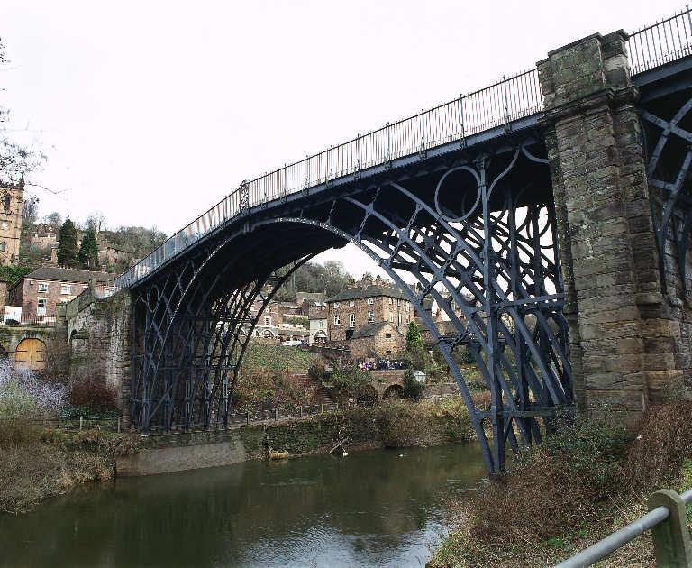Vista de Ironbridge