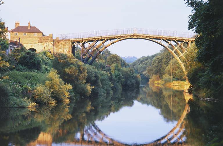 Ironbridge, cuna de la Revolución Industrial