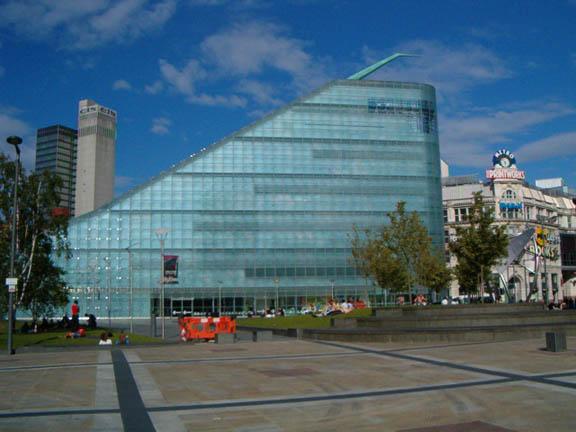 Centro de Exposiciones Urbis