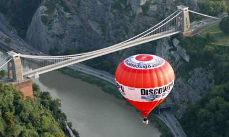 Bristol en globo