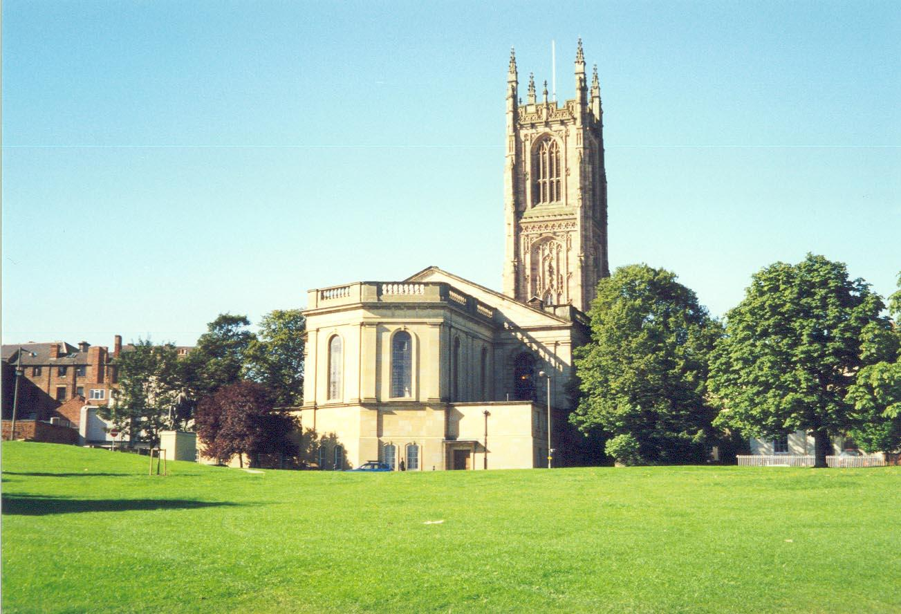 Catedral de Derby