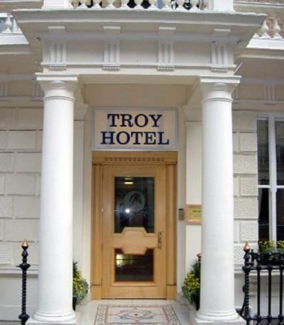 Hotel Troy en Londres