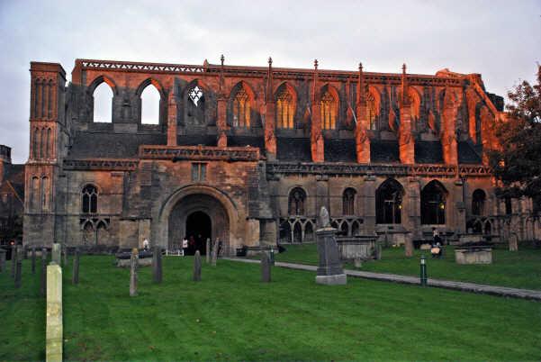 La Abadía de Malmesbury, el recuerdo normando