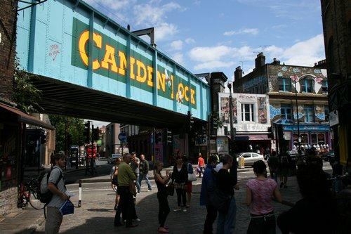Visitar los mercados de Londres
