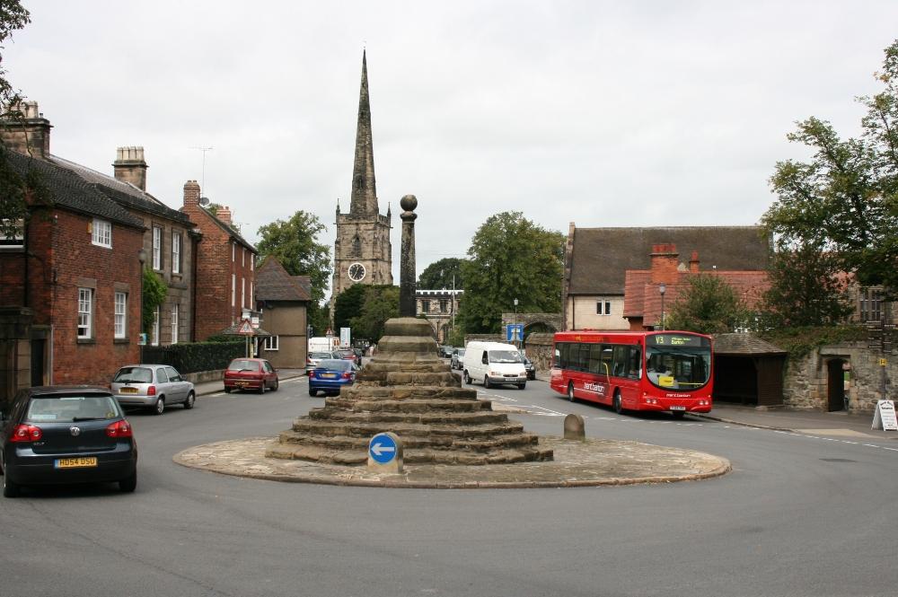 Repton, la ciudad más antigua de Derbyshire