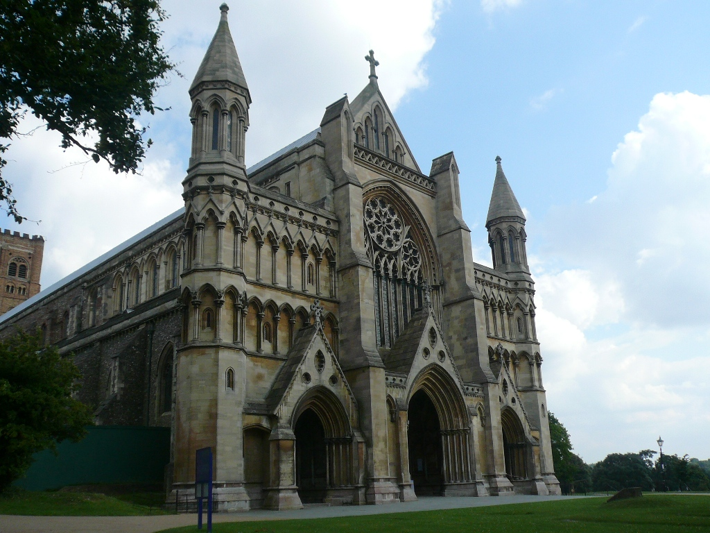Saint Albans, mítica ciudad romana de Inglaterra