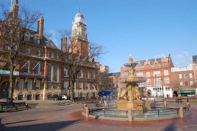 Leicester, un rincón multicultural