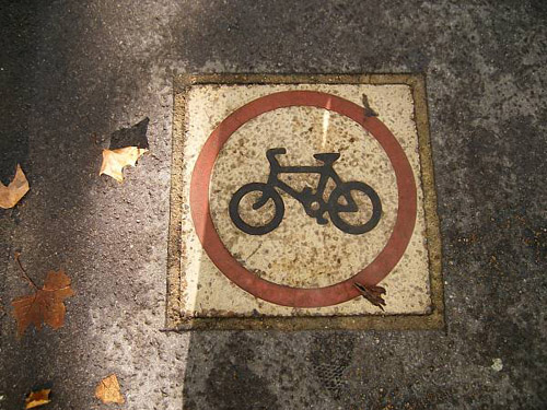 senda de bici