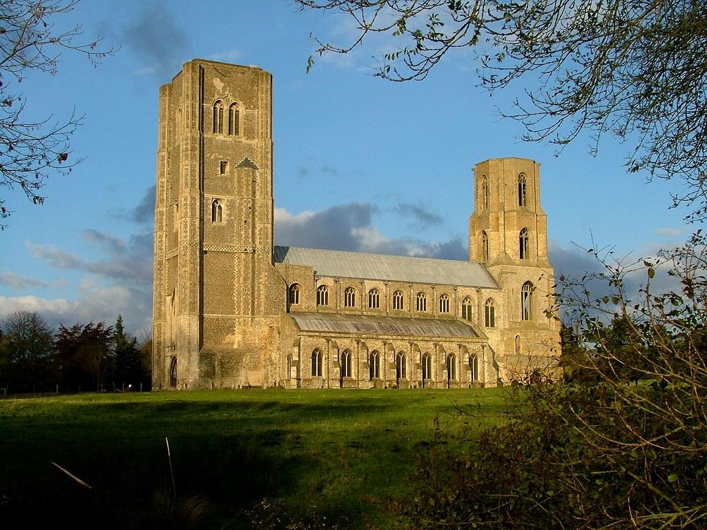 La Abadía de Wymondham, el silencio de la magia