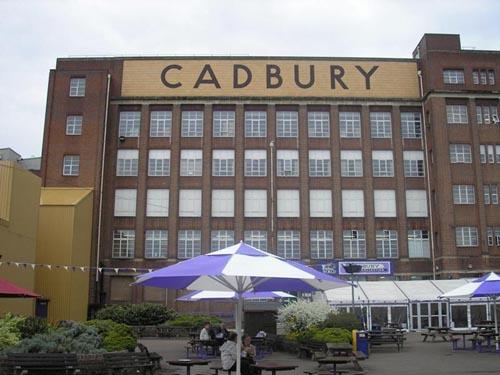 Cadbury World, un mundo de chocolate
