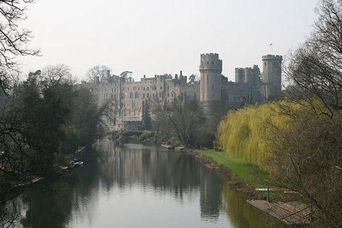 El Castillo de Warwick, paseo por su historia