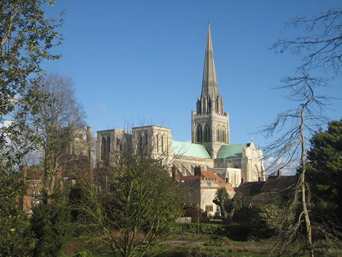 Chichester, el pasado romano de West Sussex