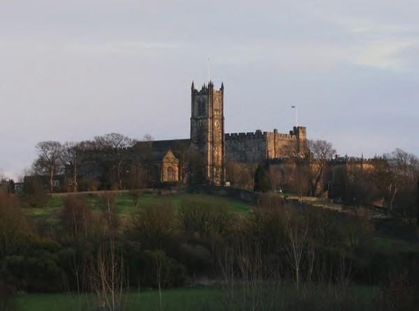 Lancaster, la fortaleza de Lancashire