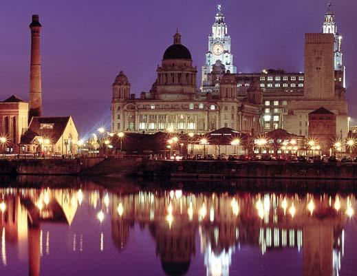 Viaje a Liverpool, guía de turismo