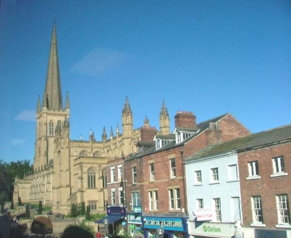 Wakefield, la mejor lana de Yorkshire