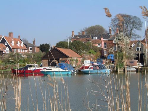Beccles en Suffolk