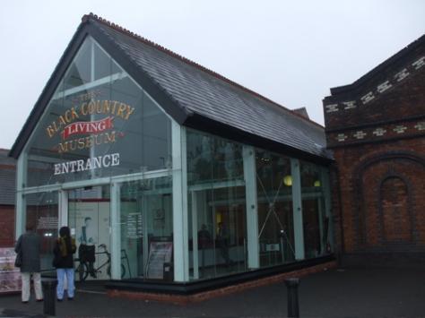 El Museo Black Country de Birmingham