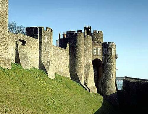 El Castillo de Dover y el reinado de Enrique VIII