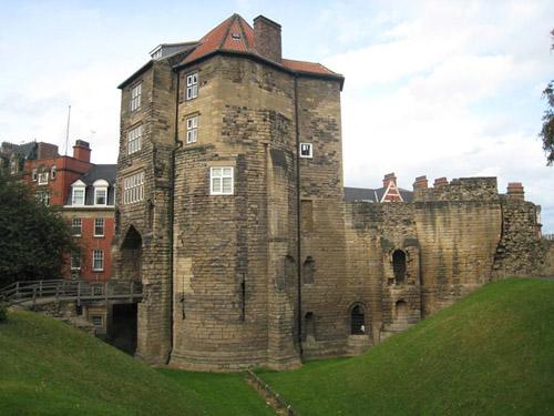 Castle Keep en Newcastle