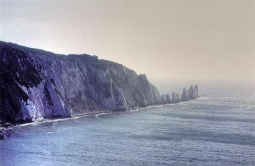 La Isla de Wight, un paraíso de vacaciones