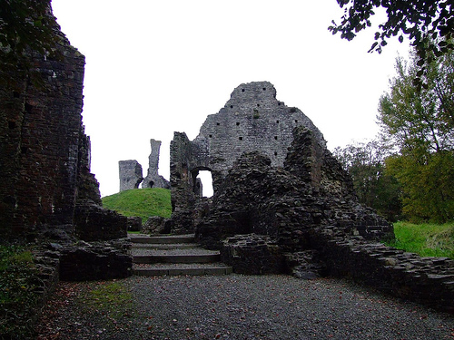 Castillo de Okehampton