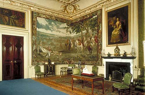 palacio blenheim