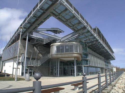 El Centro Nacional del Vidrio en Inglaterra