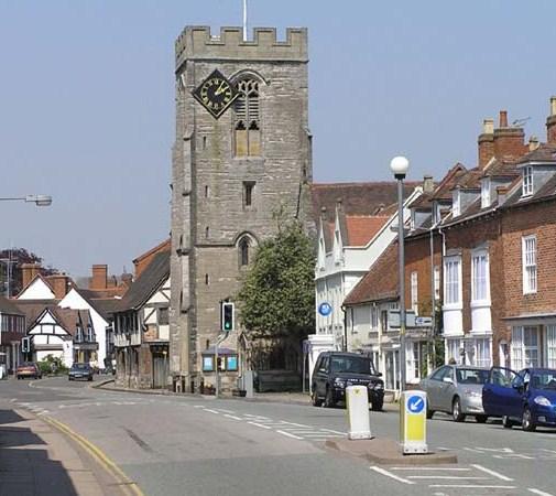 Henley in Arden, el paraiso del estilo Tudor