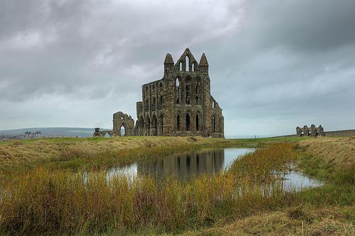 Abadia de Saint Hilda en Whitby