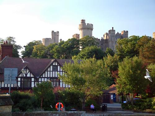 Arundel, corazón histórico de Sussex